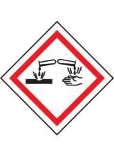GHS Labels - Corrosive