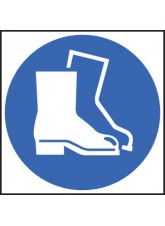 Safety Boots Symbol