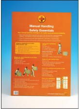 A2 Poster - Manual Handling Essentials