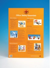 Office Safety Essentials Poster