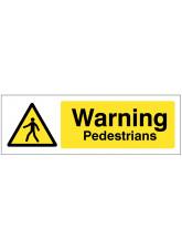 Danger - Pedestrians