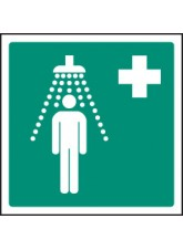 Emergency Shower Symbol