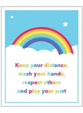 Rainbow - Keep your Distance